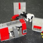 Lely Agriculture in Lego 06