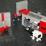 Lely Agriculture in Lego 07