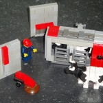 Lely Agriculture in Lego 08