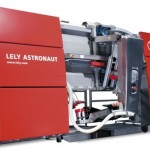 Lely Astronaut A3 Next achter