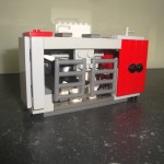 Lely Astronaut A3 Next voor Lego