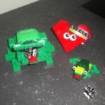 Lego Kikker (1)