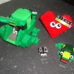 Lego Kikker (3)