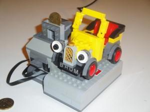 Brum Kiddy Ride Lego Wedo (4)